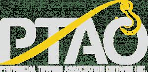 ptao logo white